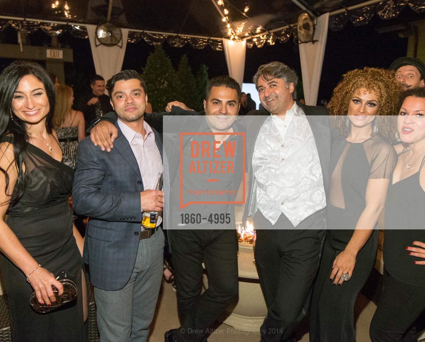 Leila Rose, Mike Fard, Hooman Khalili, Asal, Photo #1860-4995