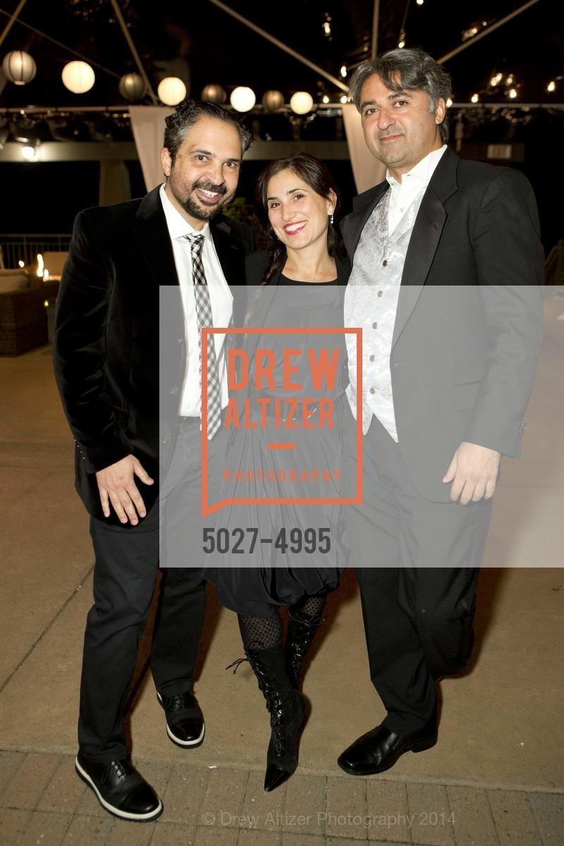 James Joaquin, Zem Joaquin, Hooman Khalili, Photo #5027-4995