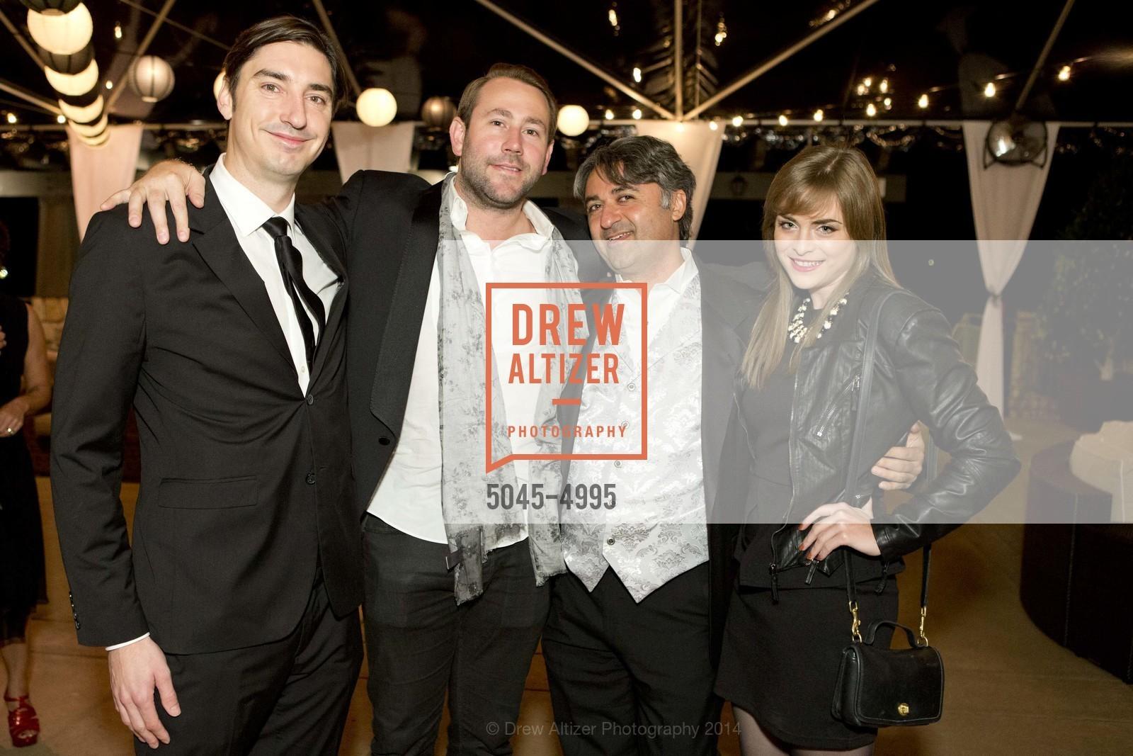 Doug Dalton, Clint Miller, Hooman Khalili, Isabelle, Photo #5045-4995
