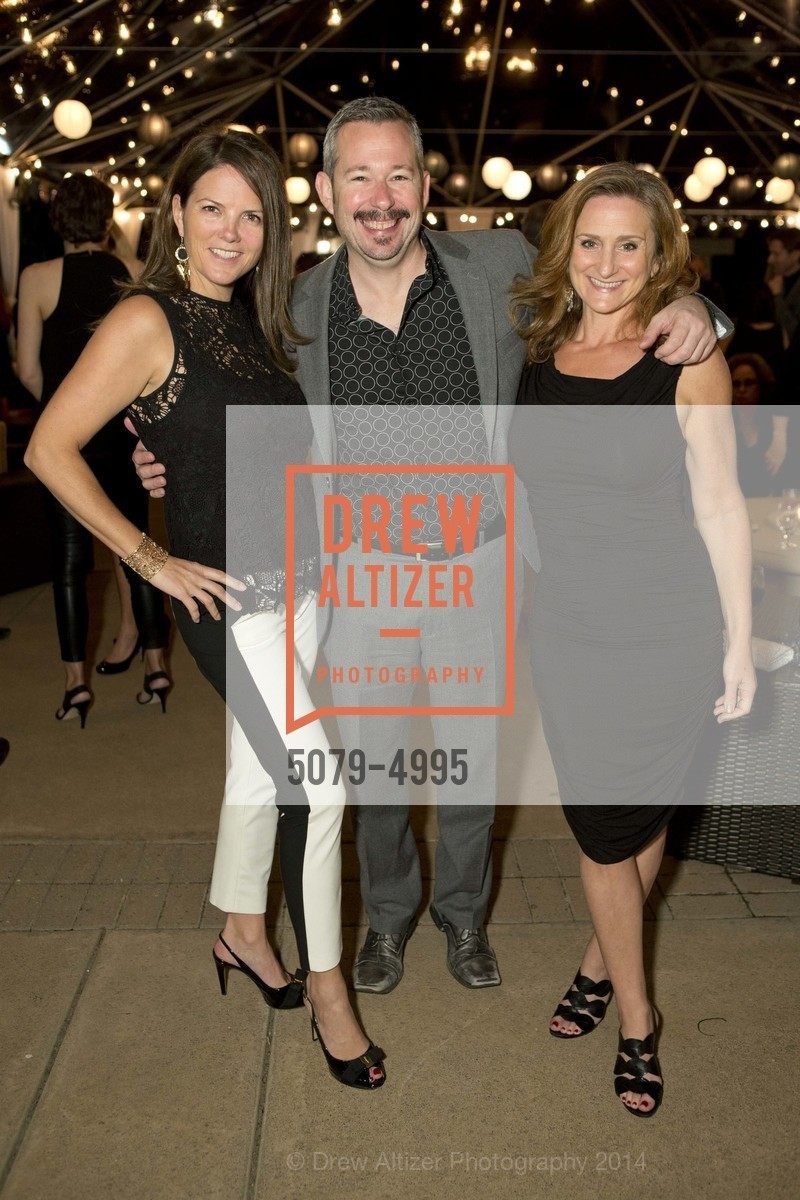 Kelly Nelson, Anthony Anderson, Carrie Gennarelli, Photo #5079-4995