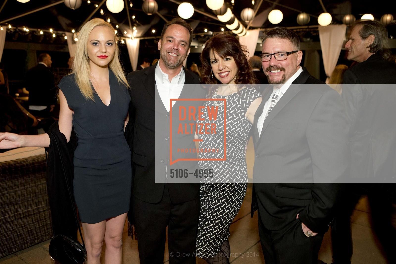 Rachel Fisher, Greg Baldwin, Shauna Burns-Staudt, Matty Staudt, Photo #5106-4995