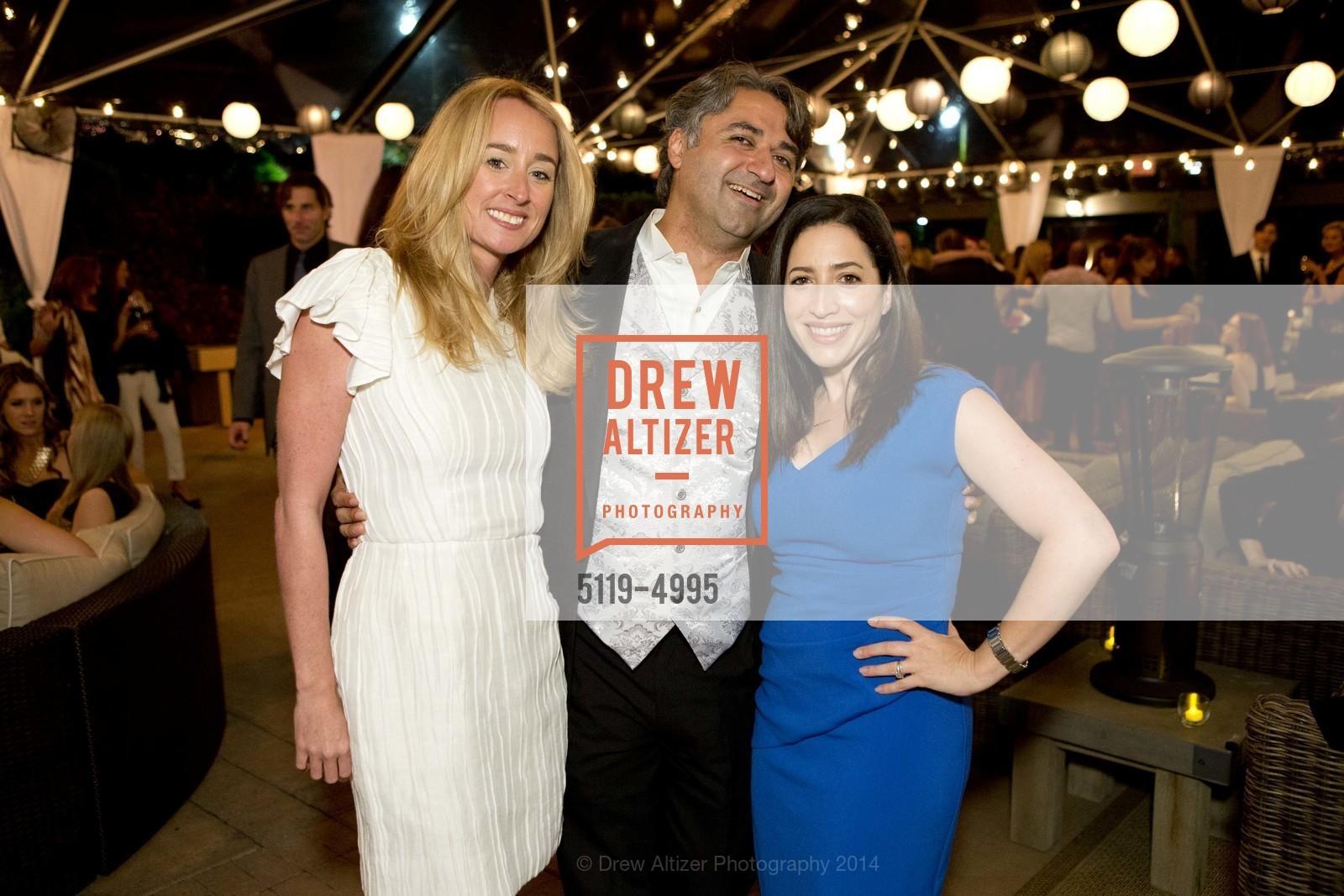 Nicole Bulick, Hooman Khalili, Erin Conn, Photo #5119-4995