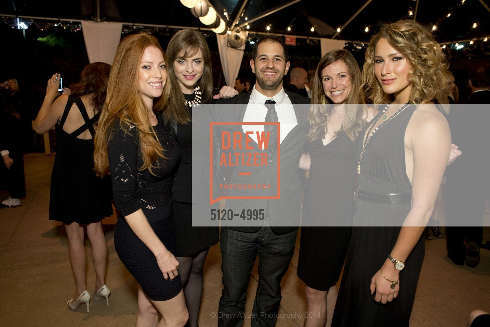 Lauren Ramsay, Isabelle, Jaron Eliopoulos, Jessica Thompson, Svetlana Kolesnikova, Photo #5120-4995