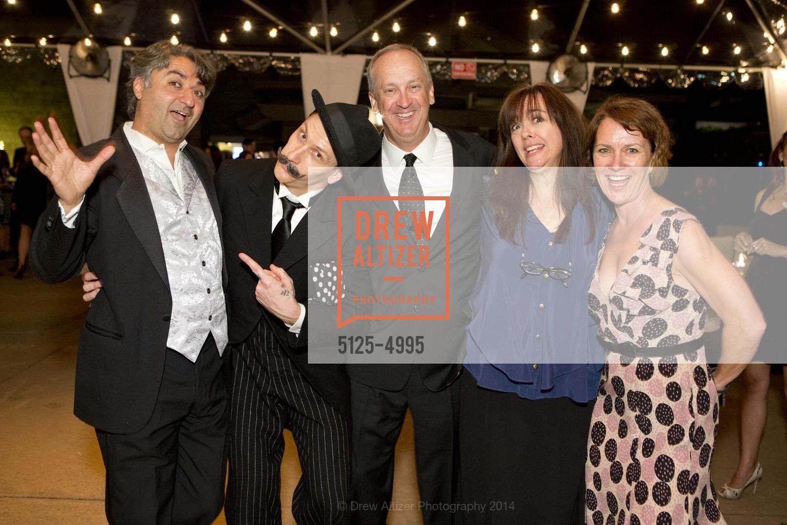 Hooman Khalili, Doug Harville, Sarah Clark, Lee Gregory, Photo #5125-4995