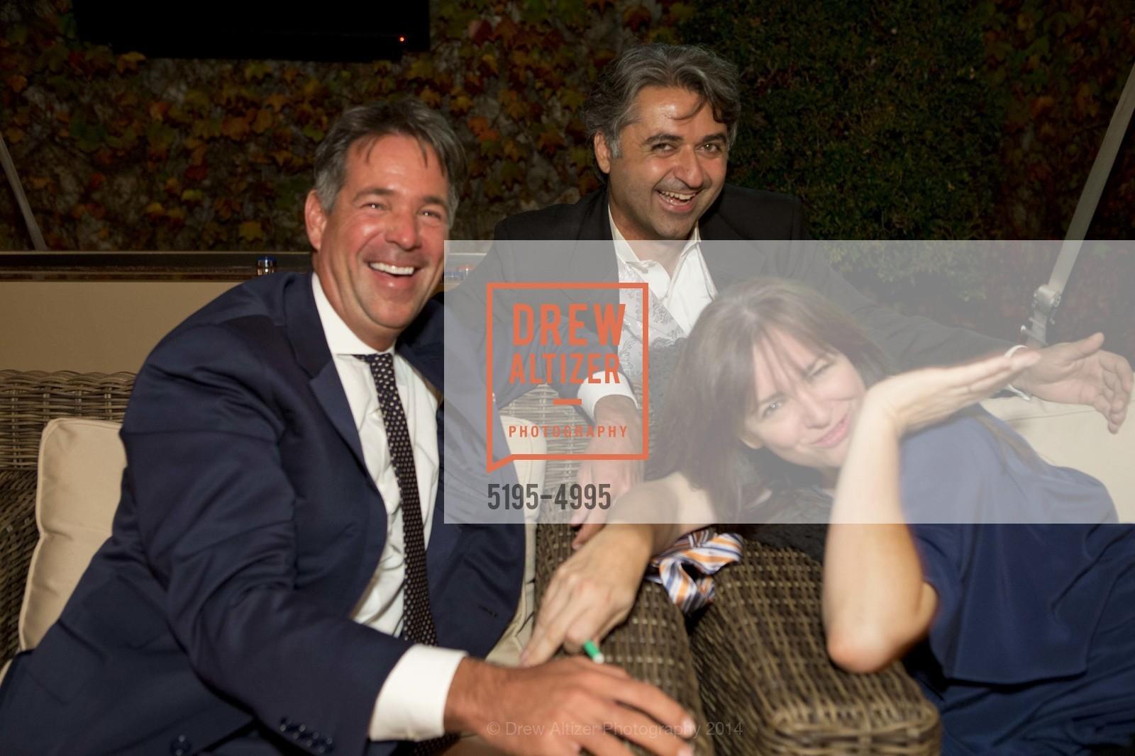 Tom Sebastian, Hooman Khalili, Sarah Clark, Photo #5195-4995