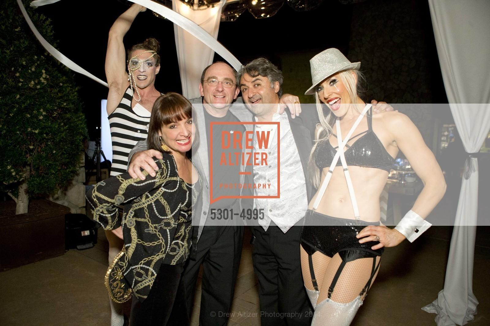 Barbara Klein, Tom Klein, Hooman Khalili, Photo #5301-4995