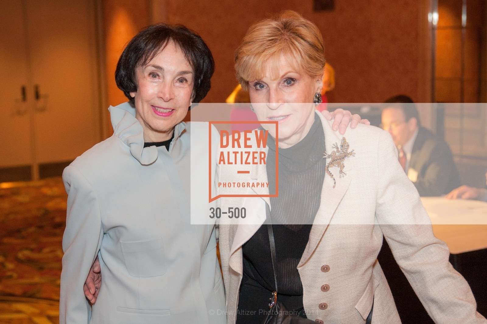 Merla Zellerbach, Lois Lehrman, Compassion & Choices Luncheon, US. US, April 4th, 2014,Drew Altizer, Drew Altizer Photography, full-service agency, private events, San Francisco photographer, photographer california