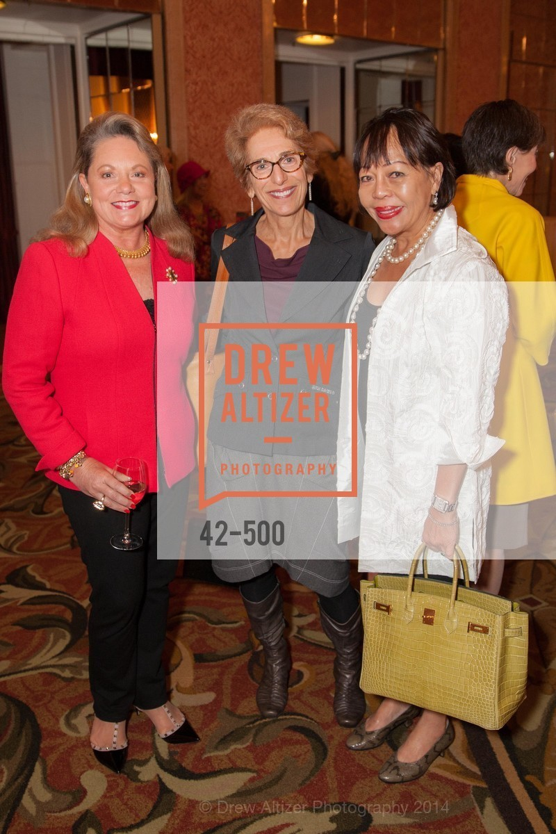 Jill Toff, Sharon Kaufman, Joan Vinson, Compassion & Choices Luncheon, US. US, April 4th, 2014,Drew Altizer, Drew Altizer Photography, full-service agency, private events, San Francisco photographer, photographer california