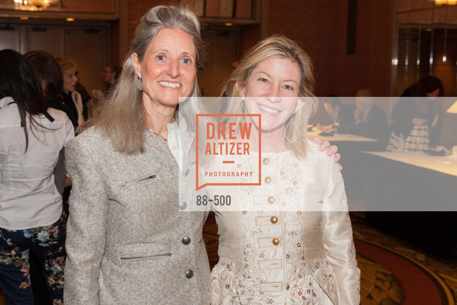 Katy Butler, Judy Johnston, Compassion & Choices Luncheon, US. US, April 4th, 2014,Drew Altizer, Drew Altizer Photography, full-service agency, private events, San Francisco photographer, photographer california