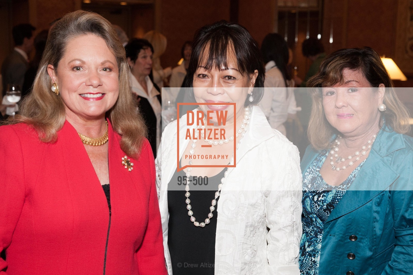 Jill Toff, Joan Vinson, Kerry Ferrer-Chen, Compassion & Choices Luncheon, US. US, April 4th, 2014,Drew Altizer, Drew Altizer Photography, full-service agency, private events, San Francisco photographer, photographer california