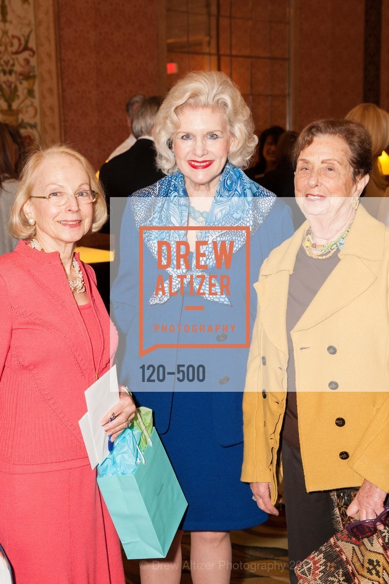 Sharon Litsky, Diane Paulson, Phyllis Harlick, Compassion & Choices Luncheon, US. US, April 4th, 2014,Drew Altizer, Drew Altizer Photography, full-service agency, private events, San Francisco photographer, photographer california