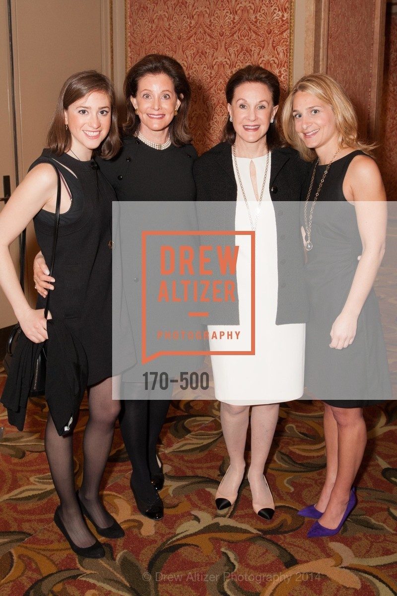 Julia Baron, Bobbie Barn, Lucie Weissman, Natalie Jamison, Compassion & Choices Luncheon, US. US, April 4th, 2014,Drew Altizer, Drew Altizer Photography, full-service event agency, private events, San Francisco photographer, photographer California