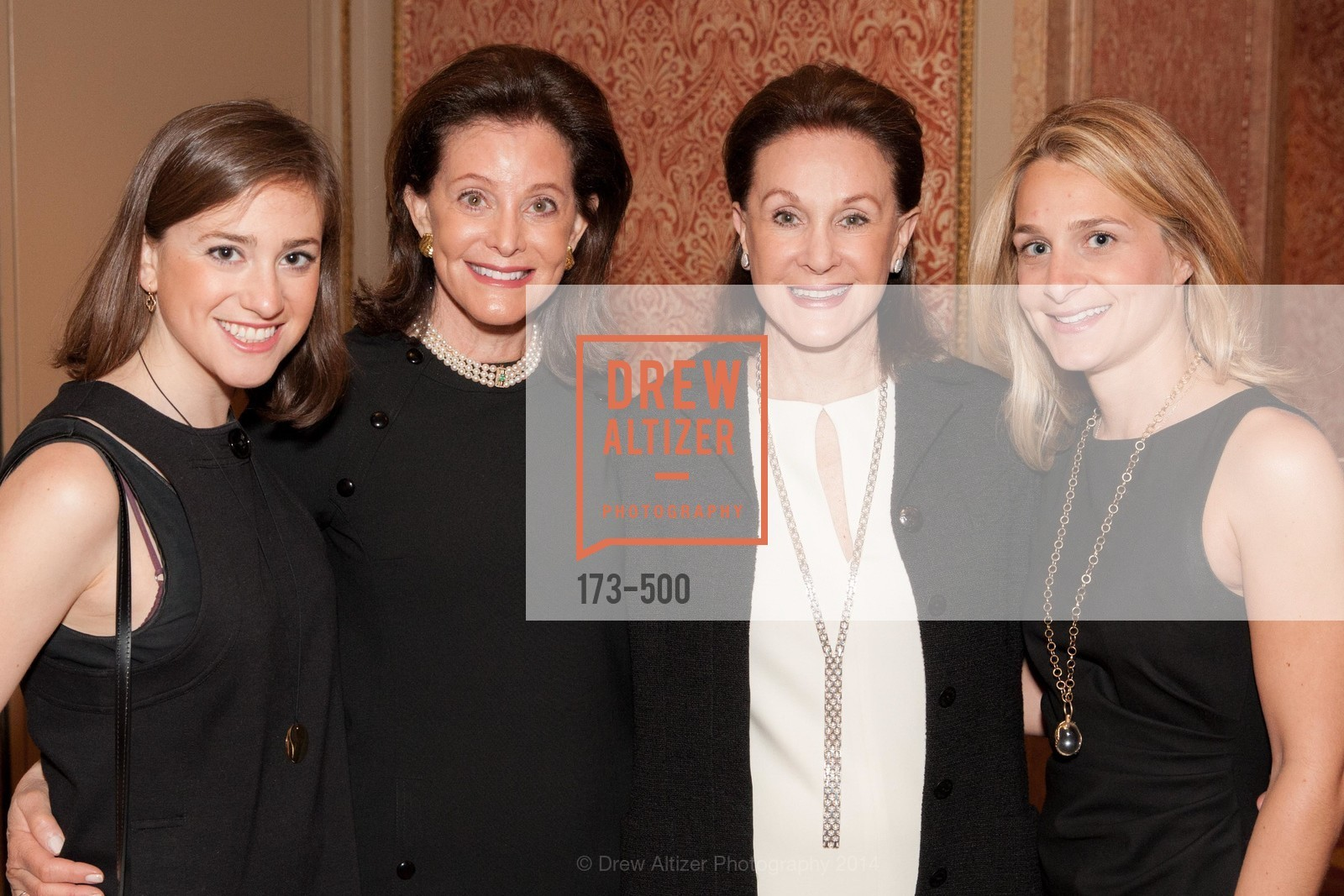 Julia Baron, Bobbie Barn, Lucie Weissman, Natalie Jamison, Compassion & Choices Luncheon, US. US, April 4th, 2014,Drew Altizer, Drew Altizer Photography, full-service agency, private events, San Francisco photographer, photographer california
