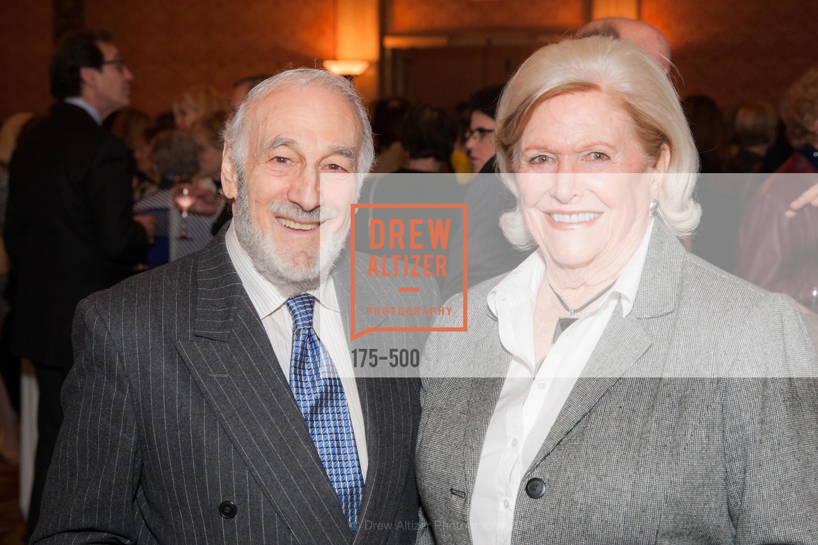 John Sampson, Jan Kappen, Compassion & Choices Luncheon, US. US, April 4th, 2014,Drew Altizer, Drew Altizer Photography, full-service agency, private events, San Francisco photographer, photographer california