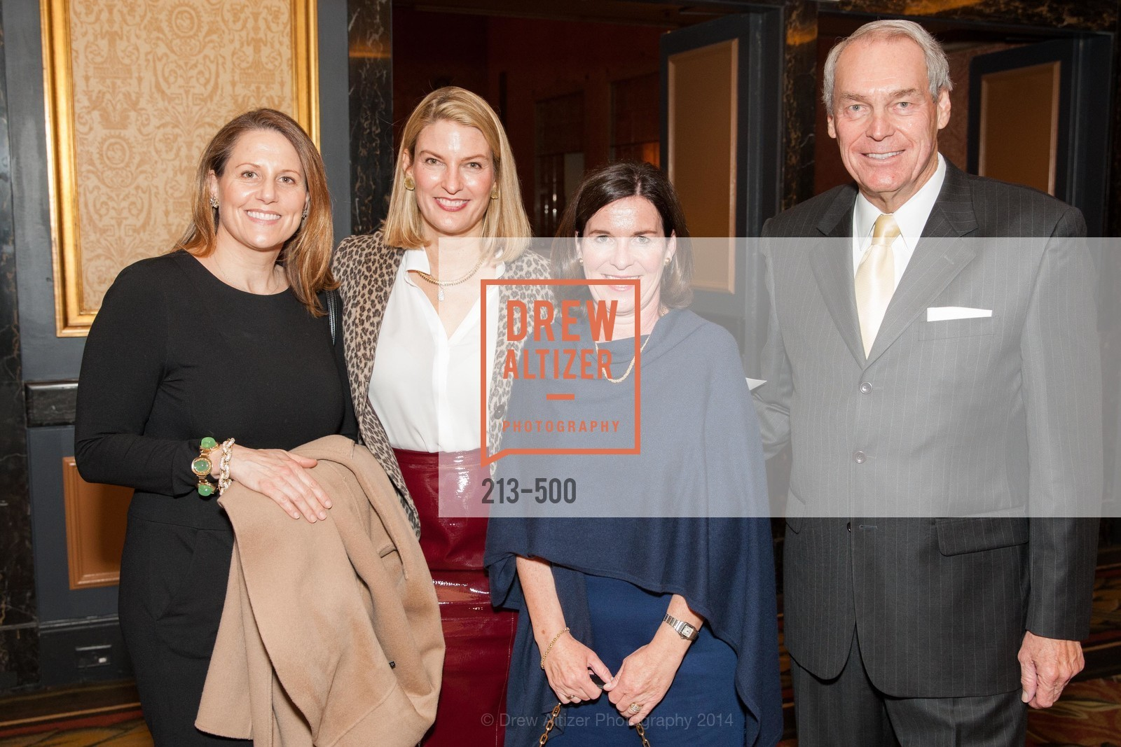 Lesley Pariani, Mindy Henderson, Jane Brior, Doug Fenton, Compassion & Choices Luncheon, US. US, April 4th, 2014,Drew Altizer, Drew Altizer Photography, full-service agency, private events, San Francisco photographer, photographer california