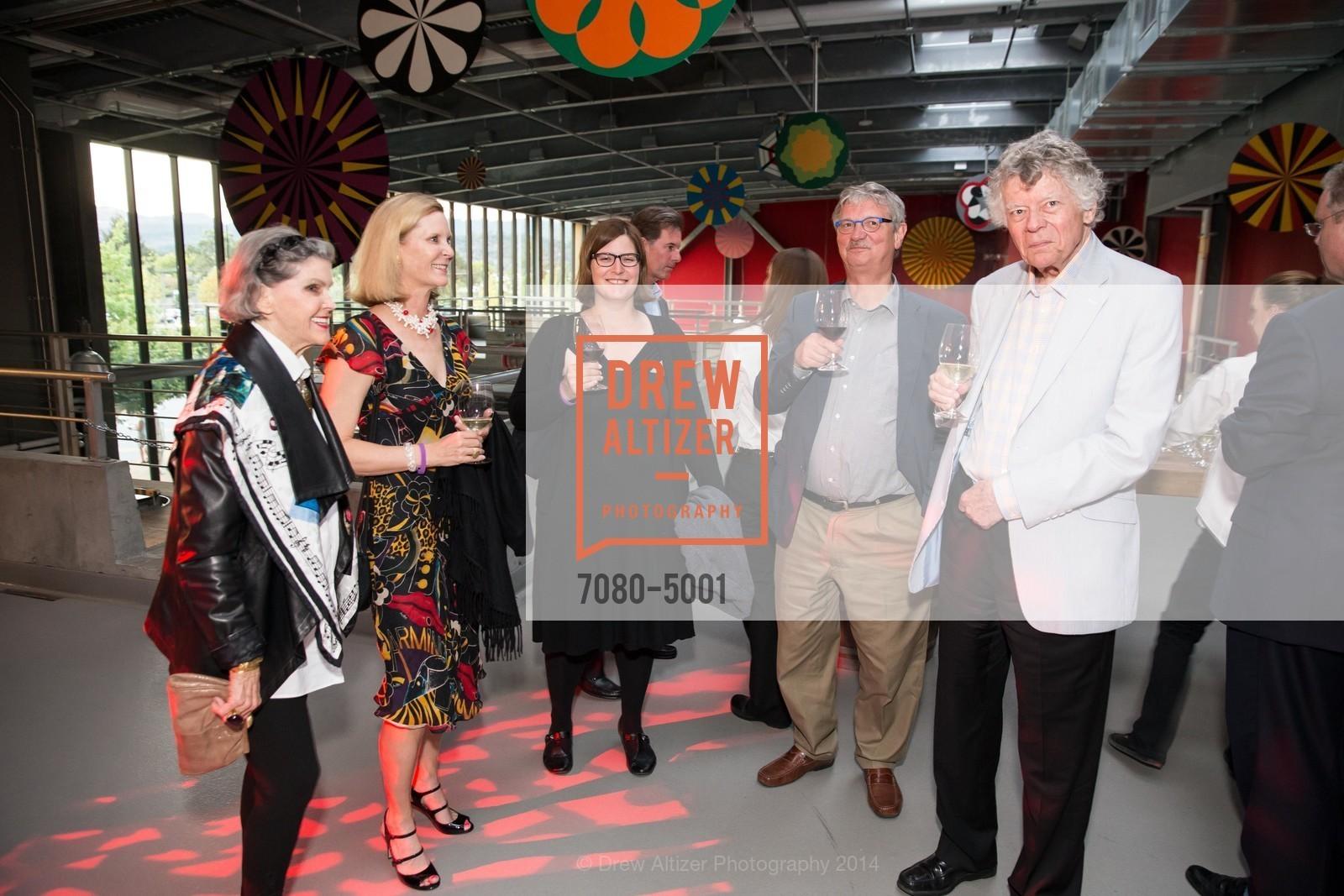 Donna Long, Wendy Fritz, Christina Gembaczka, Job Maarse, Gordon Getty, Photo #7080-5001