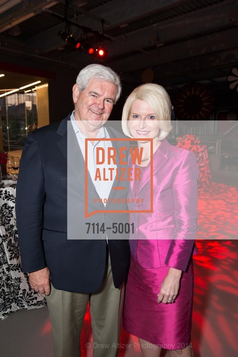 Newt Gingrich, Callista Gingrich, Photo #7114-5001