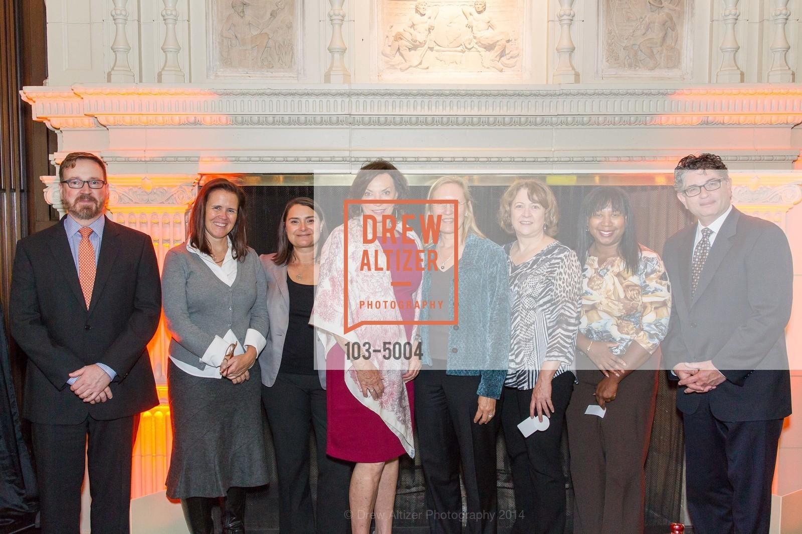 Bill Gin Chereau, Megan Stermer, Alina Connan, Paula Todd, Pam Nichter, Lisa Campos, Lynn Jones, Michael Perlstein, Photo #103-5004