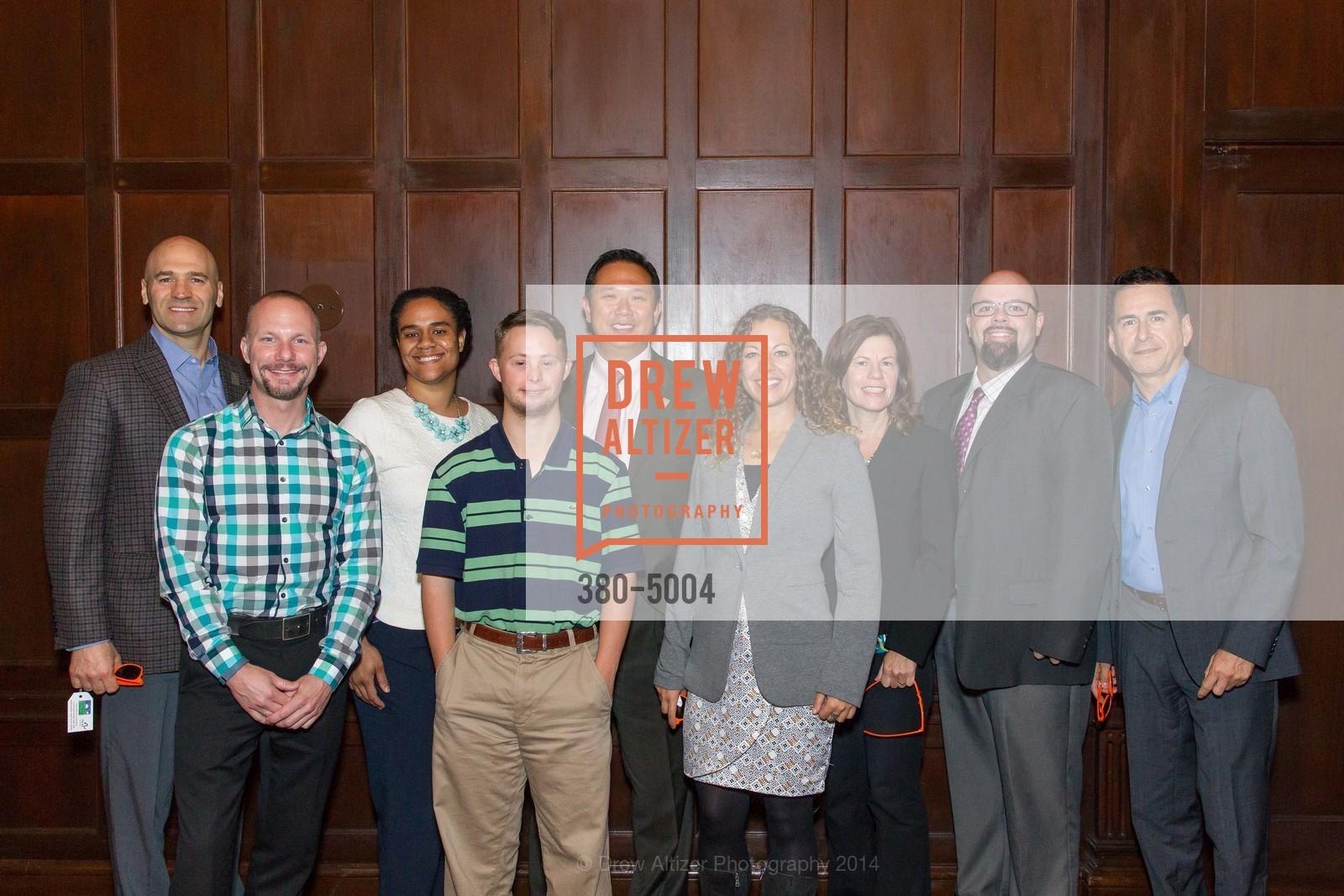 Michael Costanzo, Leah Bandermei, Jackson Soderquist, Ike Kwon, Elayne Graylow, Raul DelBarco, Photo #380-5004