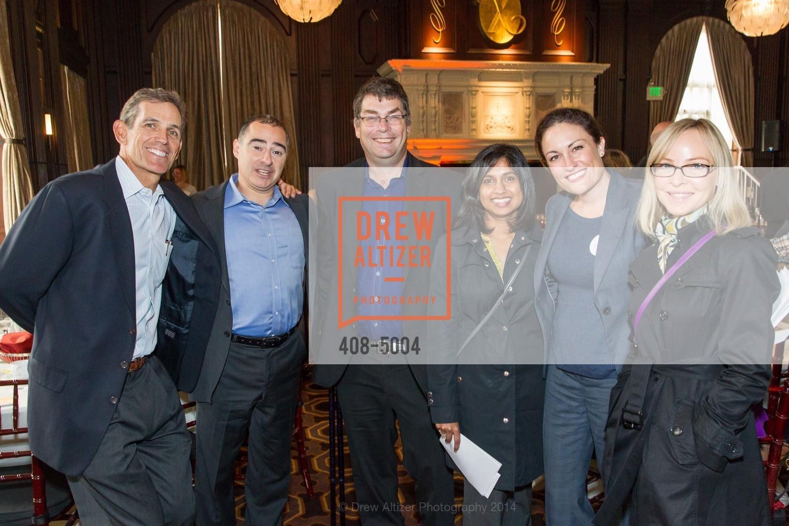 Marcus Stock, Larry Melillo, Jamie Draper, Yogi Naidoo, Annie Armstrong, Heather Hudak, Photo #408-5004