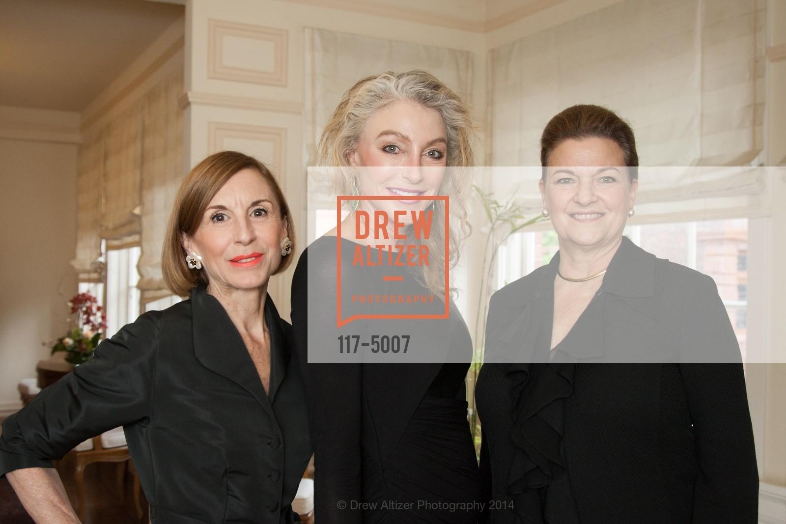 Marsha Monro, Alissa Burgess-Blajwas, Susan Malott, Photo #117-5007