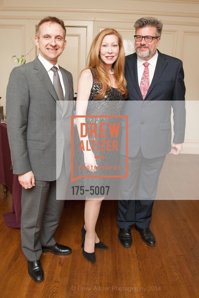 Mauro Battocchi, Teresa Medearis, Asher Berry, Photo #175-5007