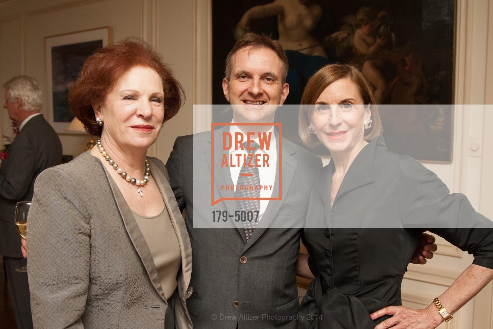 Romana Bracco, Mauro Battocchi, Marsha Monro, Photo #179-5007