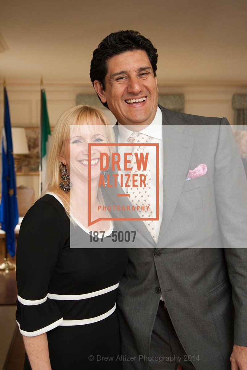 Christine Christensen, Enzo DeBernardo, Photo #187-5007