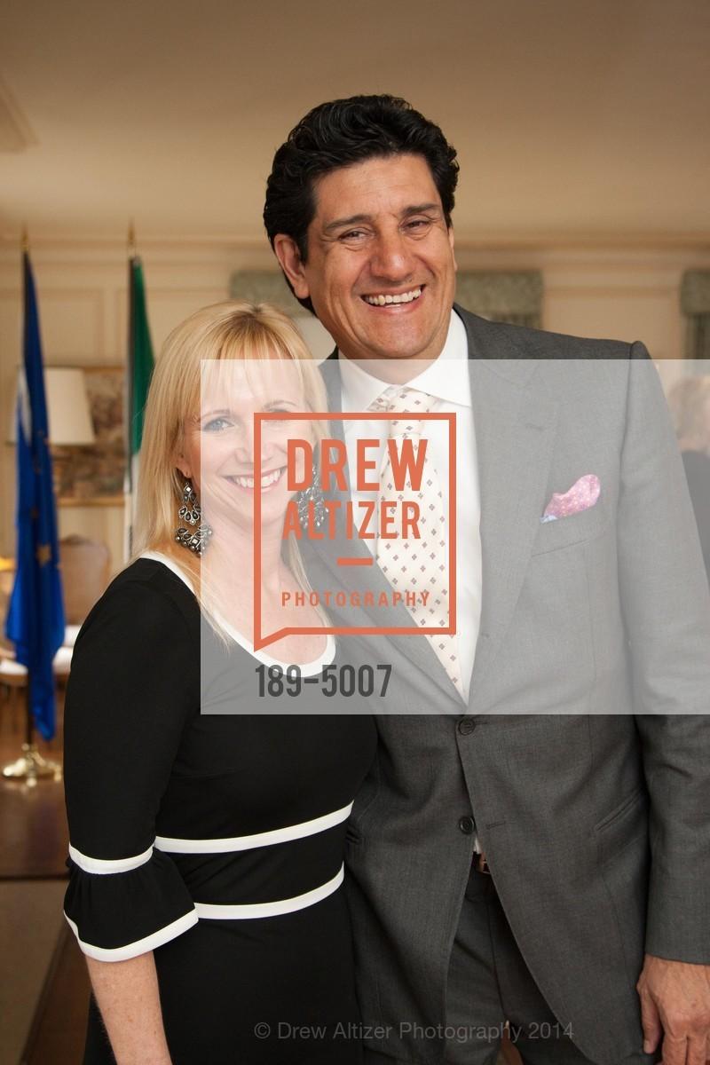 Christine Christensen, Enzo DeBernardo, Photo #189-5007