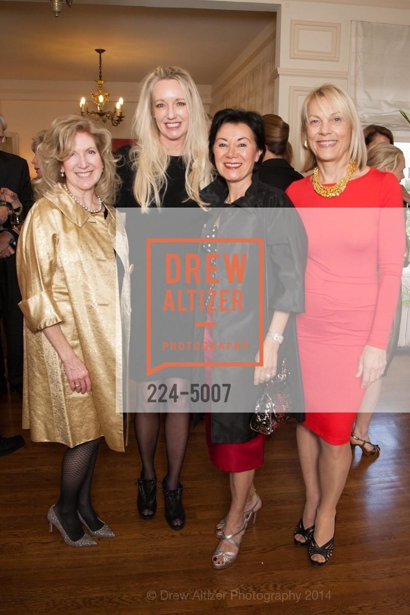 Celeste Woo, Dorothy Torresi, Nafiseh Lindberg, CJ van Pelt, Photo #224-5007