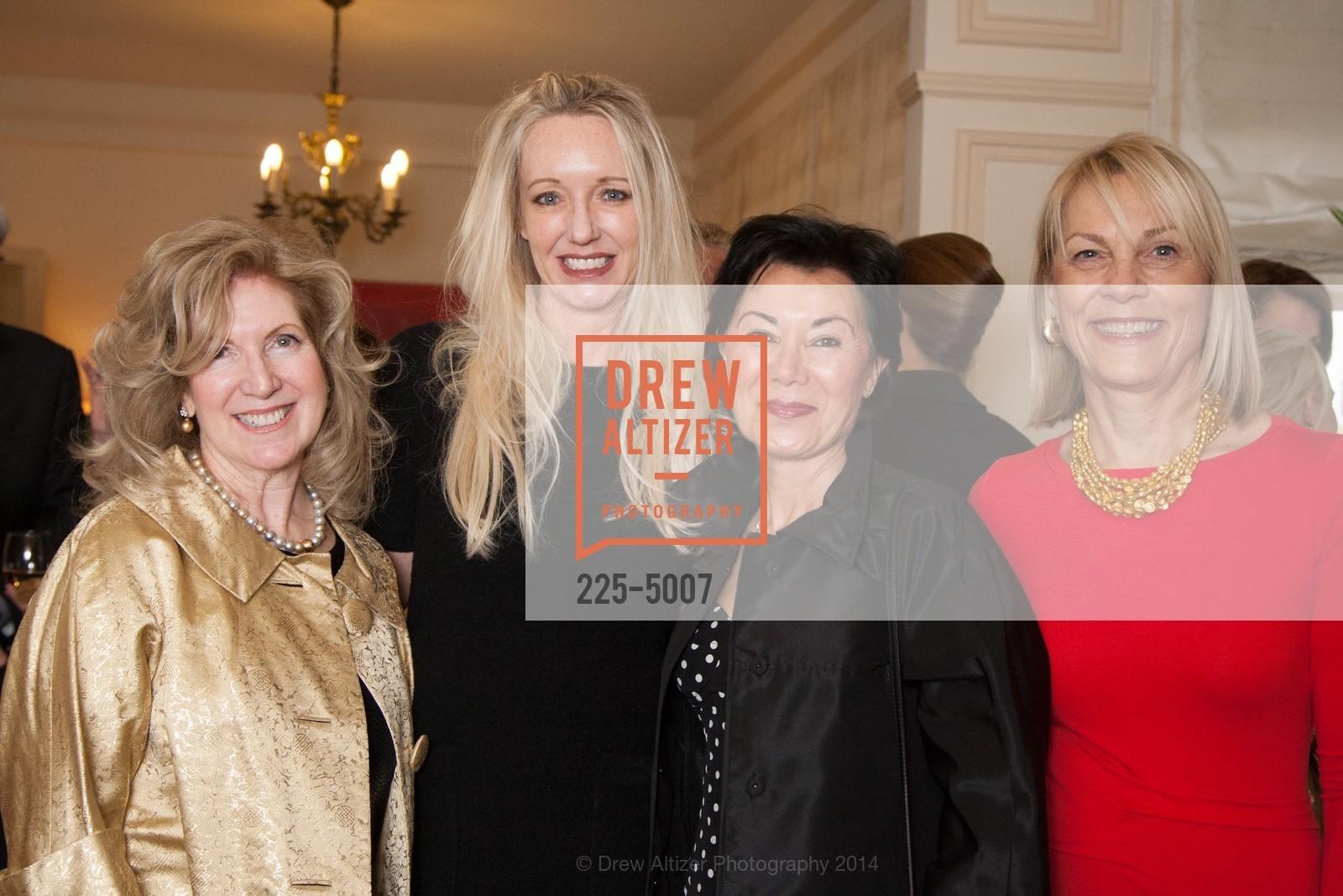 Celeste Woo, Dorothy Torresi, Nafiseh Lindberg, CJ van Pelt, Photo #225-5007
