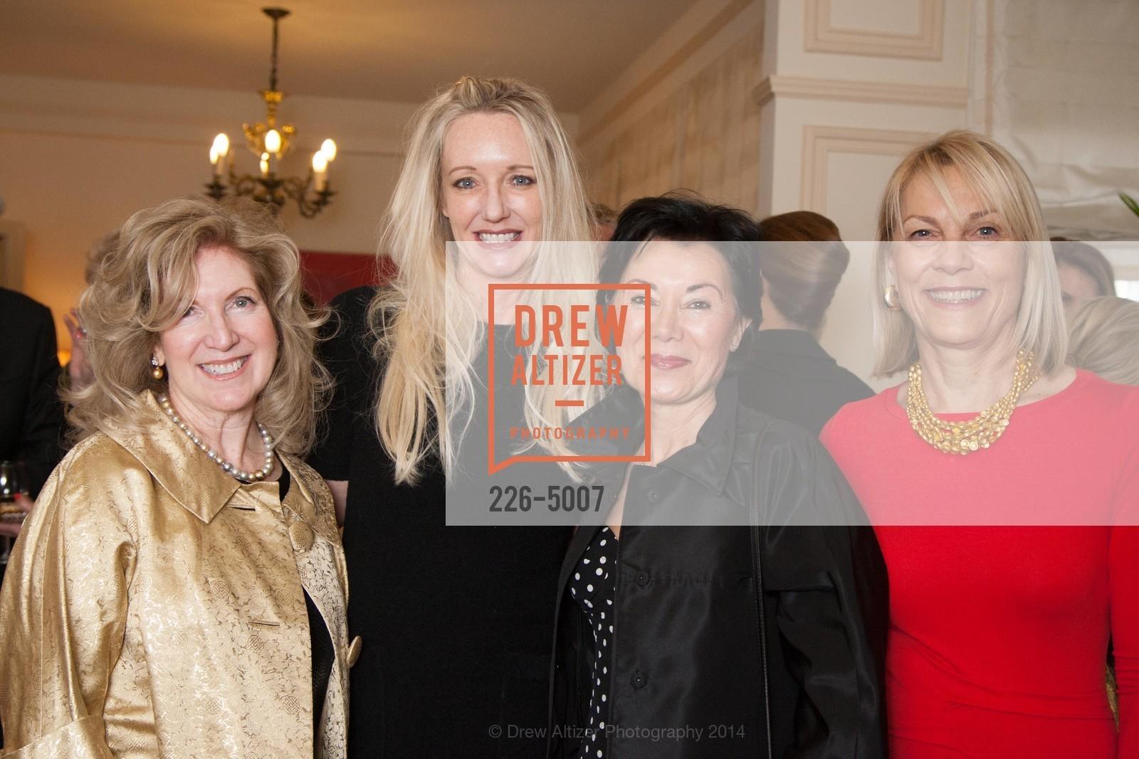 Celeste Woo, Dorothy Torresi, Nafiseh Lindberg, CJ van Pelt, Photo #226-5007