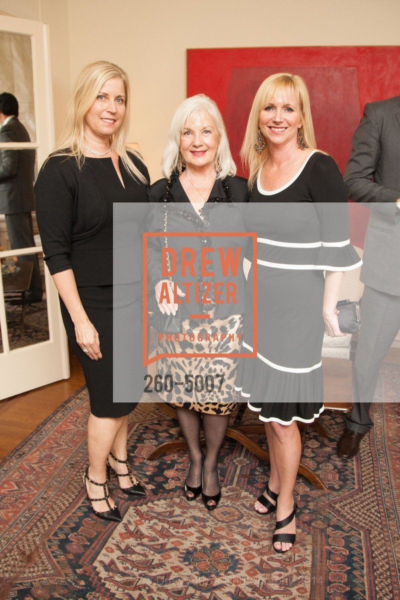Jane Inch, Arlene Inch, Christine Christensen, Photo #260-5007