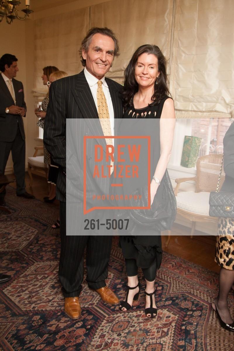 David Birka-White, Elizabeth Birka-White, Photo #261-5007
