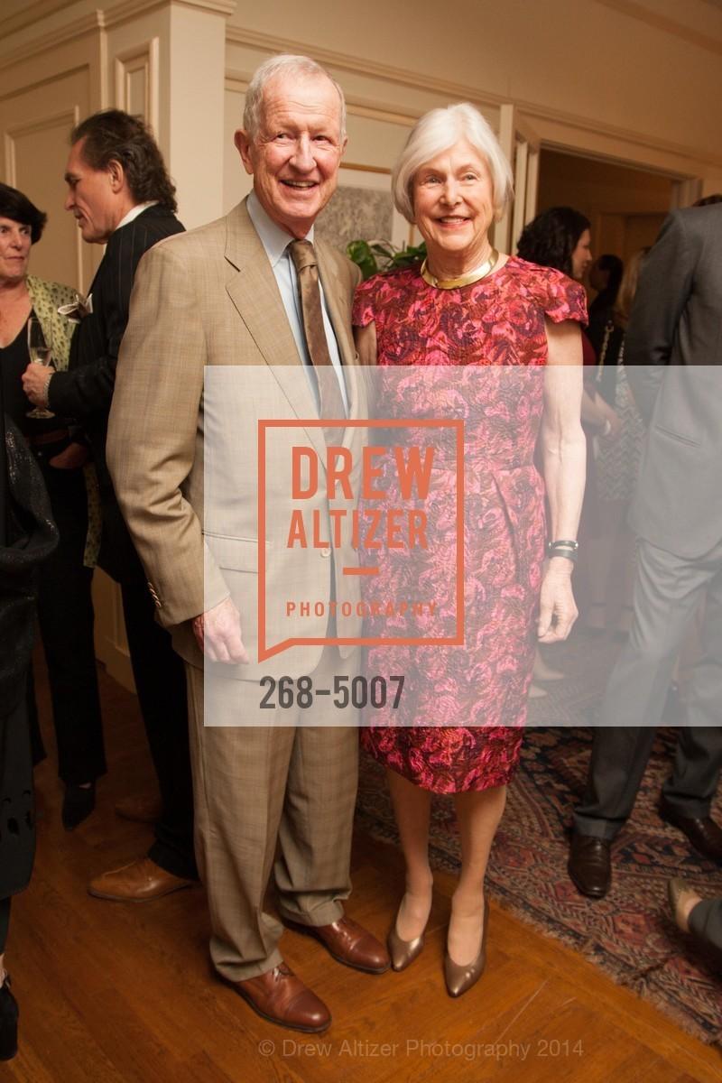 David Hartley, Jane Hartley, Photo #268-5007
