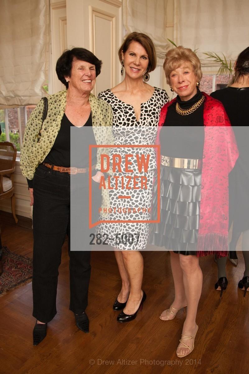Susie McCormick, Katie Jarman, Maria Pitcairn, Photo #282-5007
