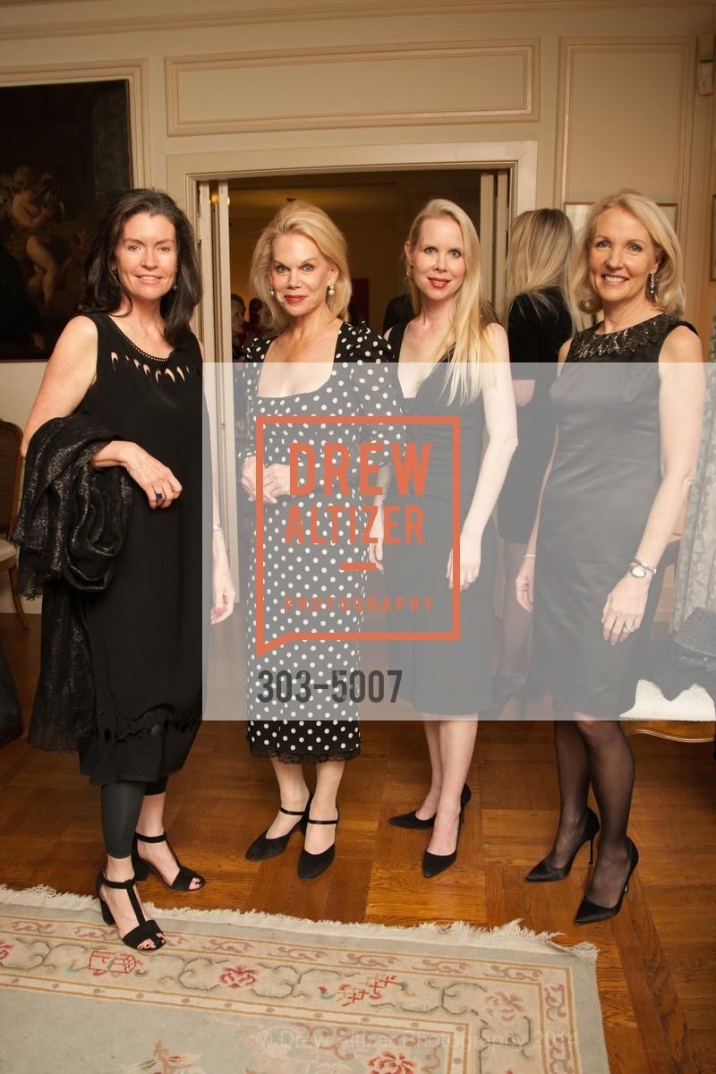 Elizabeth Birka-White, Sandra Farris, Shannon Cronan, Ann Girard, Photo #303-5007