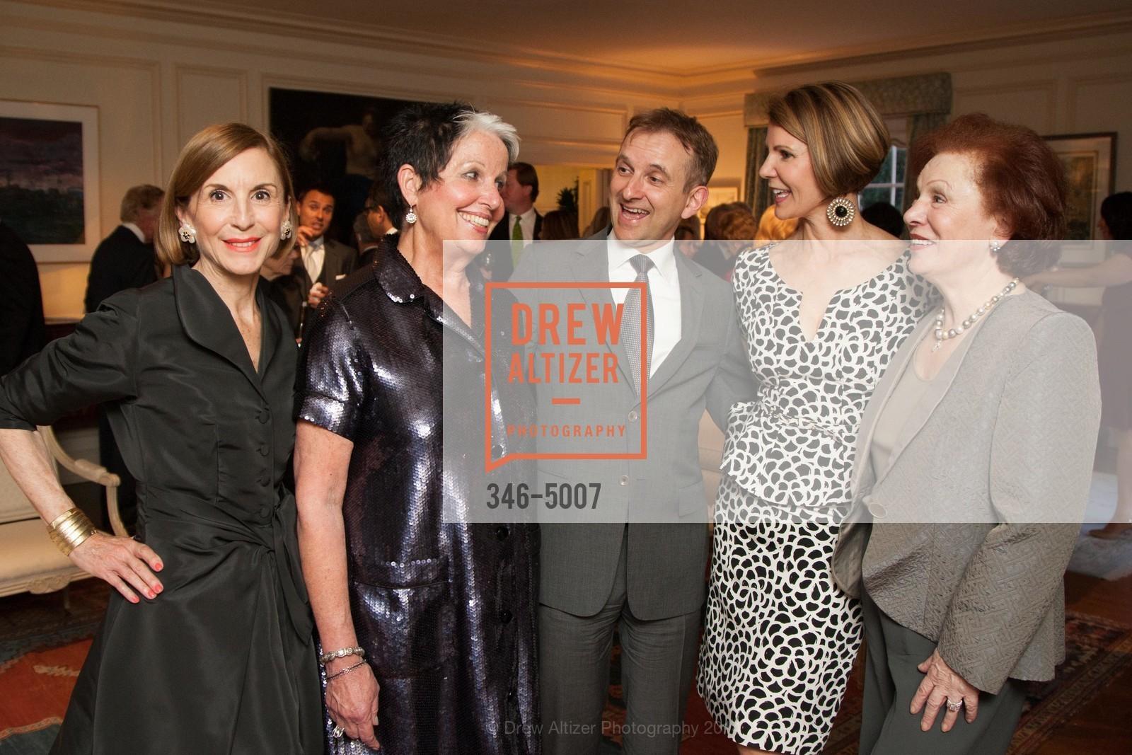 Marsha Monro, Karen Kubin, Mauro Battocchi, Katie Jarman, Romana Bracco, Photo #346-5007
