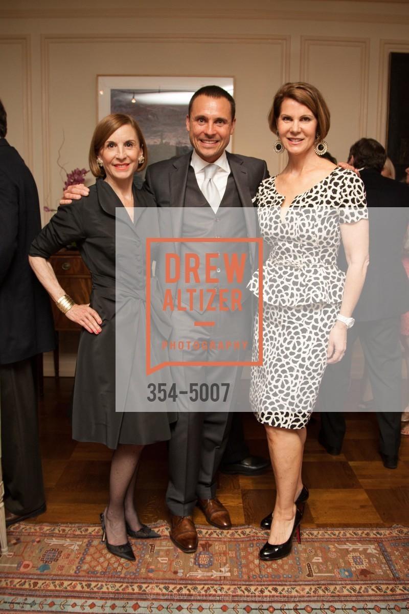 Marsha Monro, Jeff Garelick, Katie Jarman, Photo #354-5007
