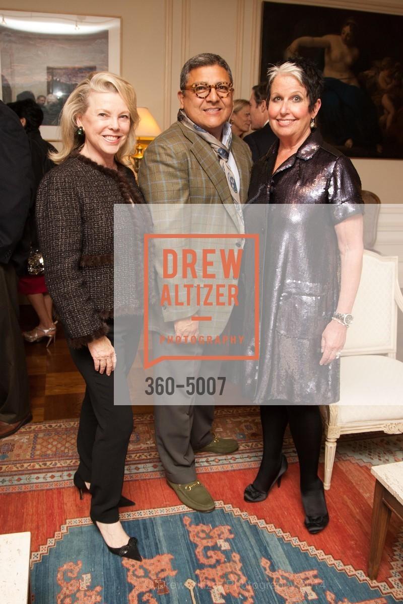 Jeanne Lawrence, Riccardo Benavides, Karen Kubin, Photo #360-5007