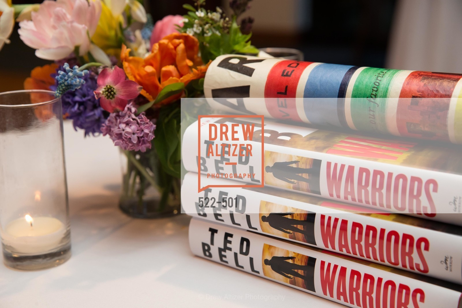 Atmosphere, TED BELL'S Book Party:  Warriors, April 4th, 2014, Photo,Drew Altizer, Drew Altizer Photography, full-service agency, private events, San Francisco photographer, photographer california