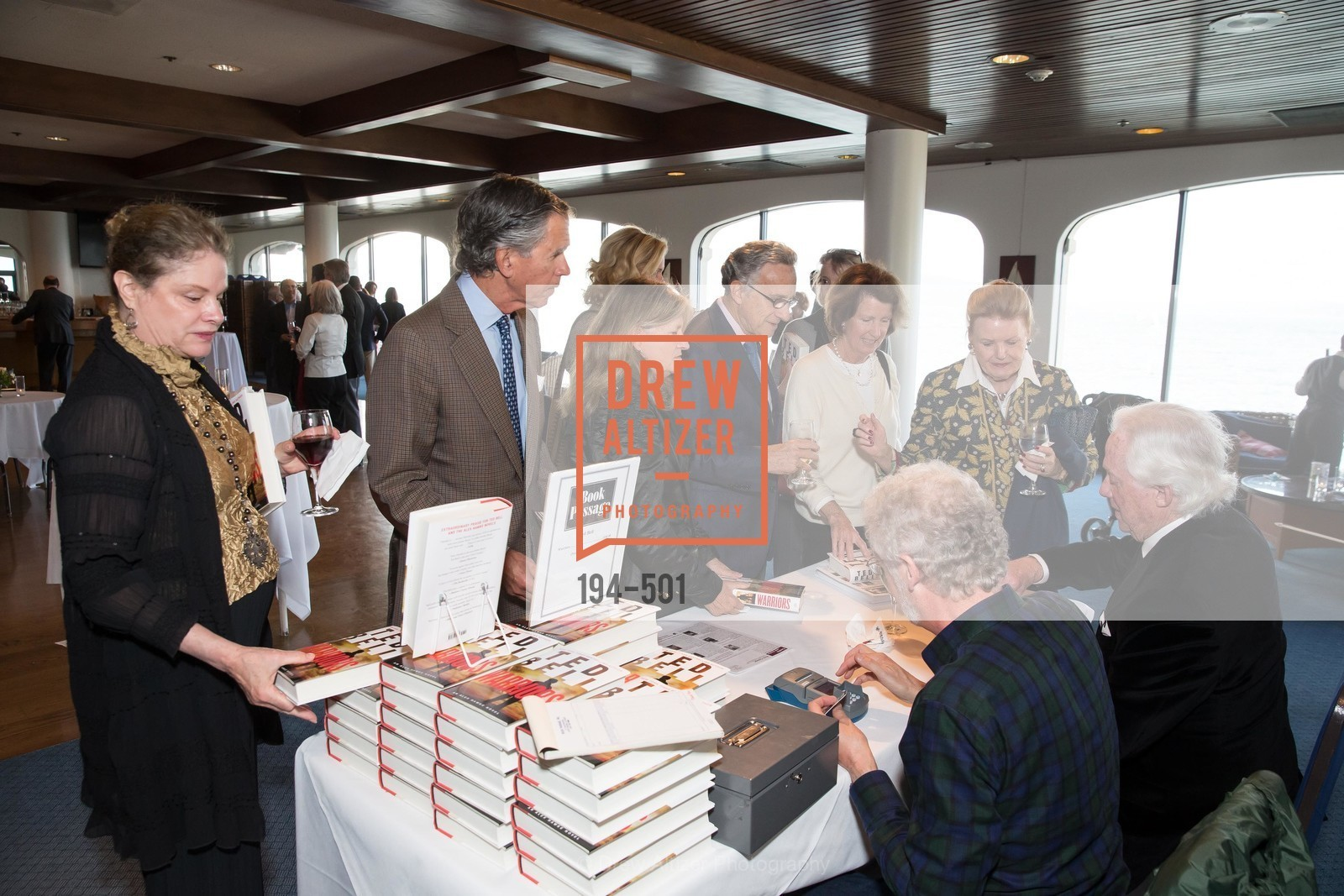 Top Picks, TED BELL'S Book Party:  Warriors, April 4th, 2014, Photo,Drew Altizer, Drew Altizer Photography, full-service agency, private events, San Francisco photographer, photographer california