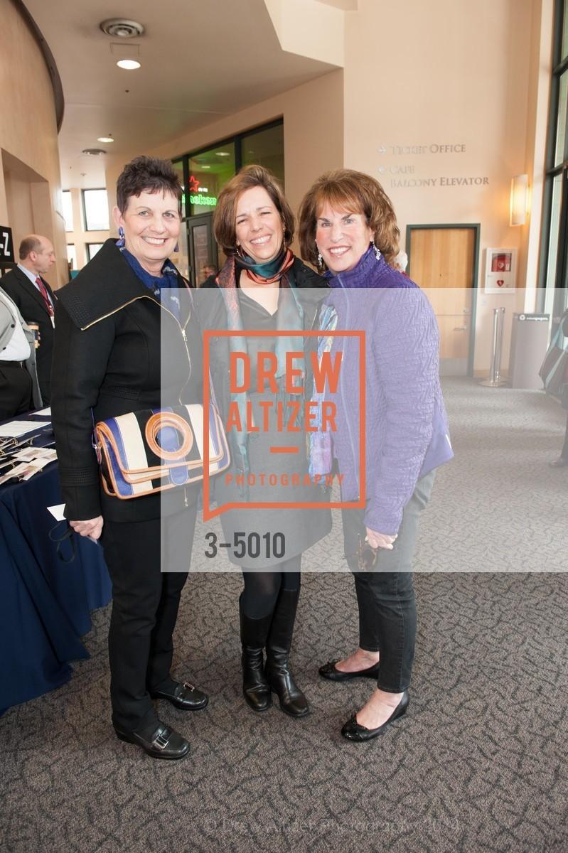 Michelle Kwatinetz, Mariangela Smania, Cindy Jones, Photo #3-5010