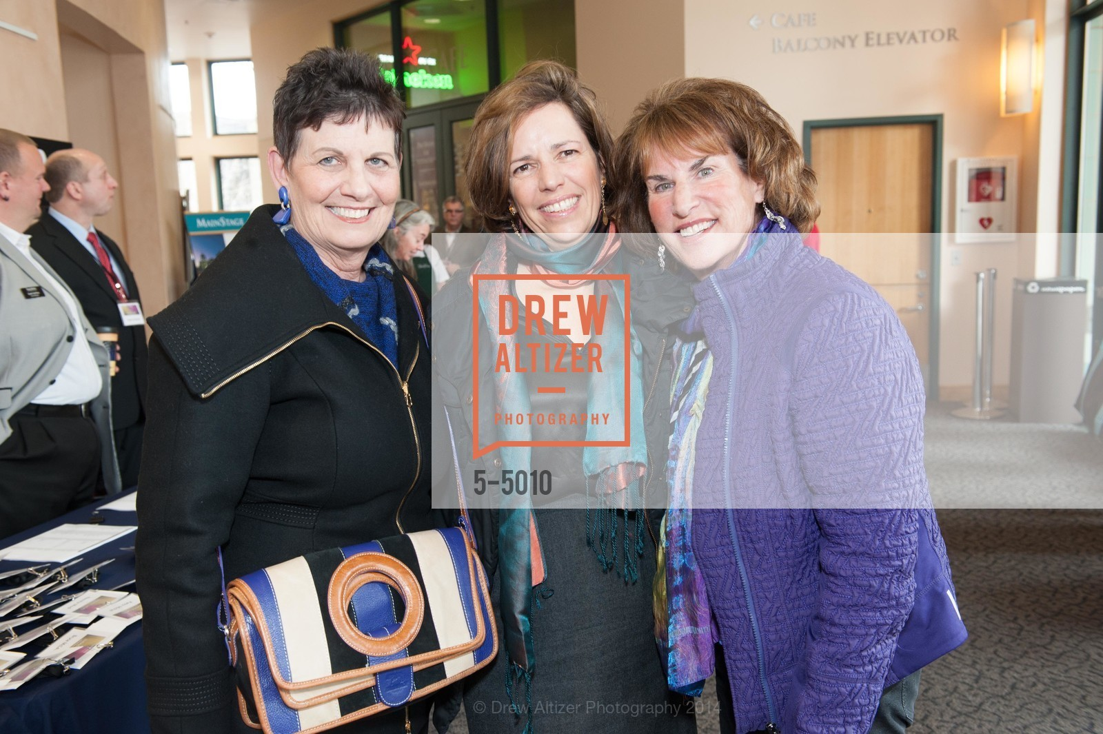 Michelle Kwatinetz, Mariangela Smania, Cindy Jones, Photo #5-5010