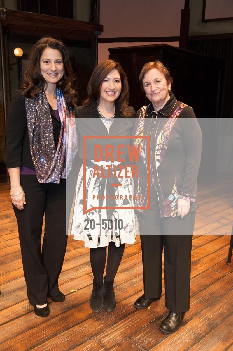 Natalie Batalha, Randi Zuckerberg, Ann Bowers, Photo #20-5010