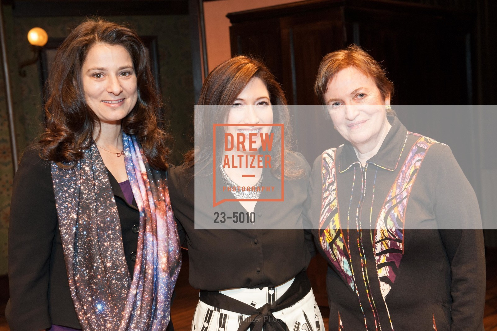 Natalie Batalha, Randi Zuckerberg, Ann Bowers, Photo #23-5010