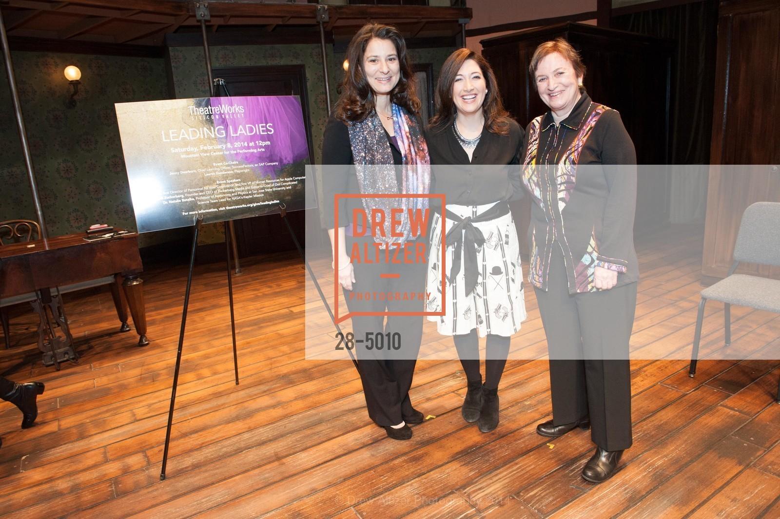 Natalie Batalha, Randi Zuckerberg, Ann Bowers, Photo #28-5010