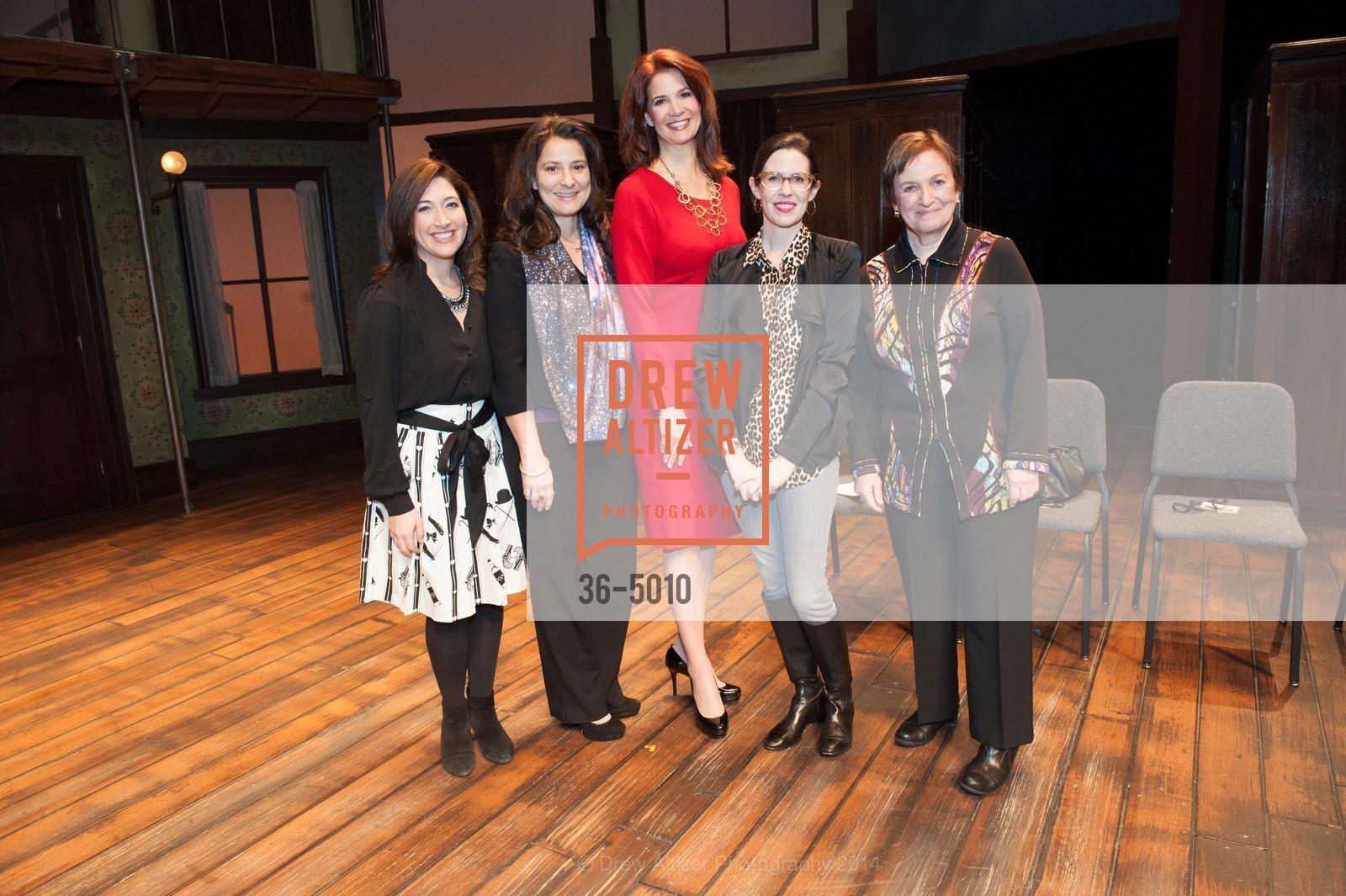 Randi Zuckerberg, Natalie Batalha, Jenny Dearborn, Lauren Gunderson, Ann Bowers, Photo #36-5010