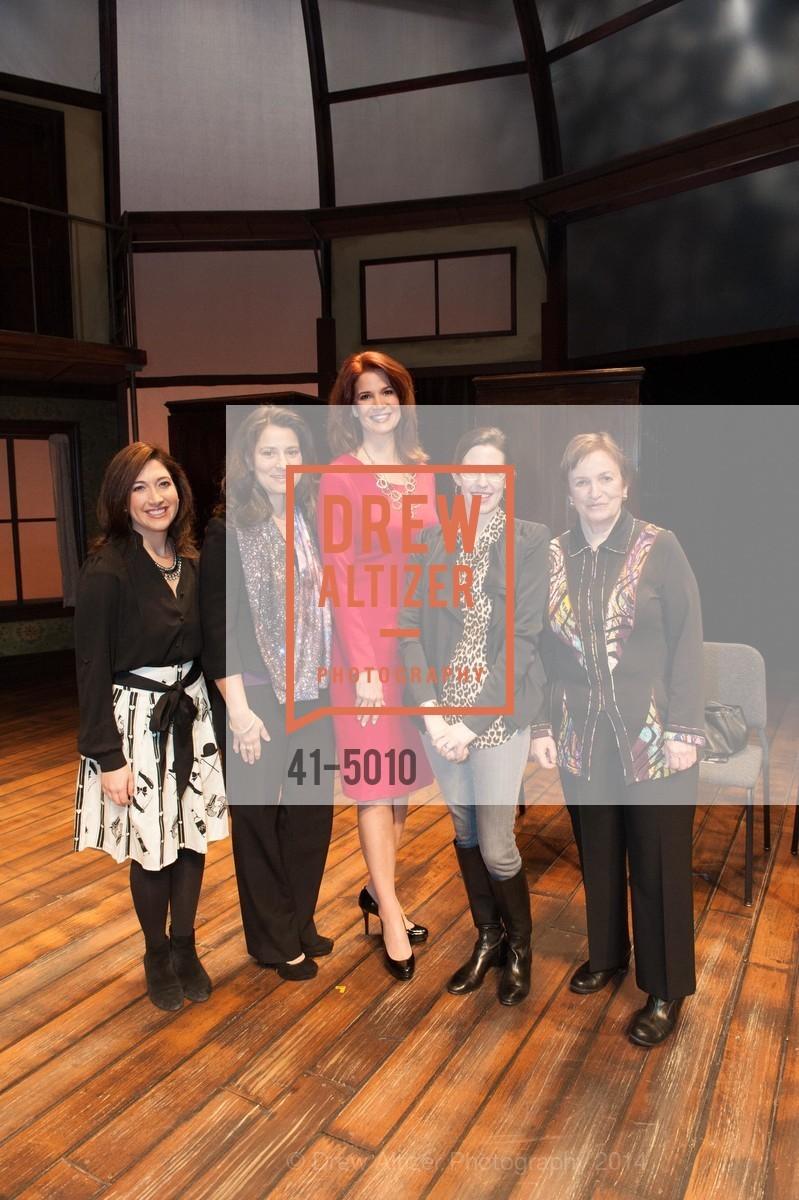 Randi Zuckerberg, Natalie Batalha, Jenny Dearborn, Lauren Gunderson, Ann Bowers, Photo #41-5010