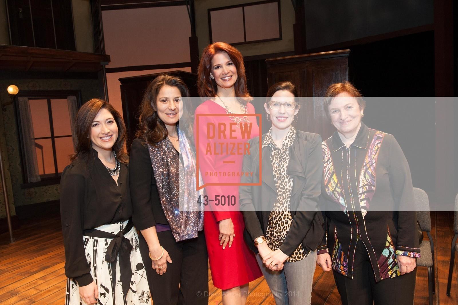Randi Zuckerberg, Natalie Batalha, Jenny Dearborn, Lauren Gunderson, Ann Bowers, Photo #43-5010